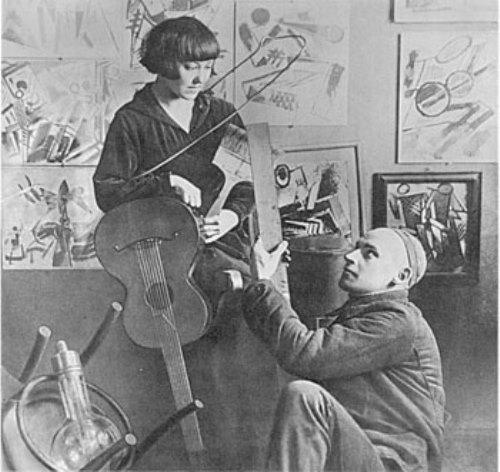 Alexander Rodchenko - Varvara Stepanova