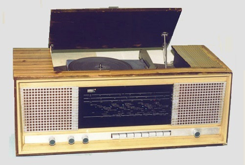 'Cantata' Radiola. Model of 1969