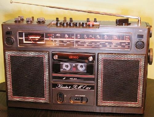 Cassette magnitola Klaudia RMS 801