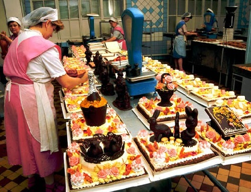 Confectionery factory Bolshevik