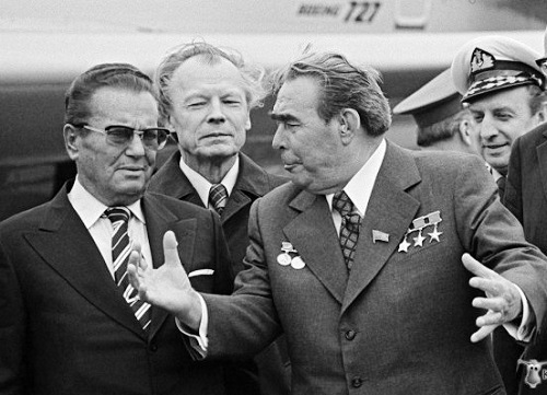 General Secretary of the Communist Party of the Soviet Union Leonid Brezhnev himself was impressed by the film