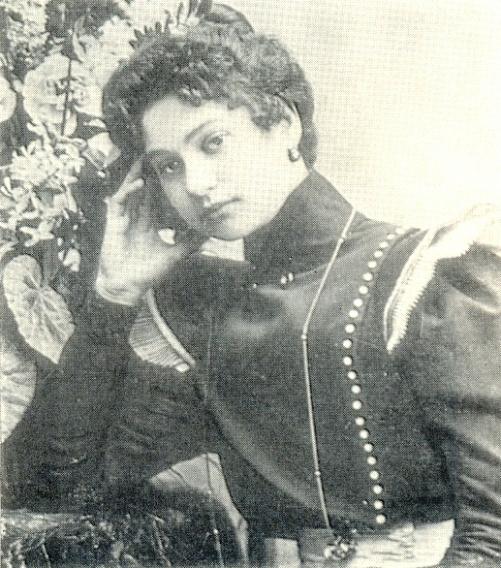 Knoblok's Mother - Nadezhda Genrichovna Simes