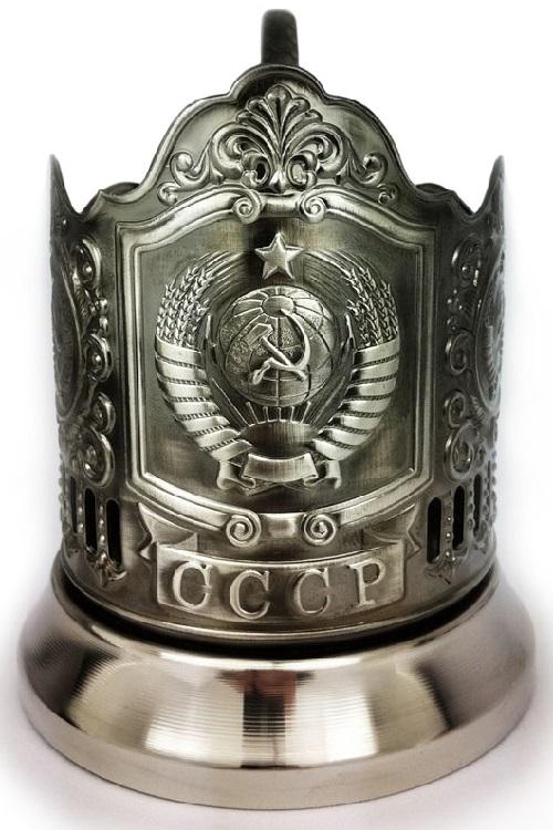 Legendary Soviet Podstakannik