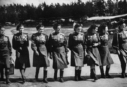 USSR Female Aviation Regiment