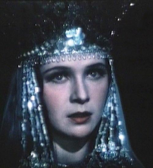 Ninel Myshkova in Sadko, 1952