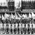 Physical Culture Parades in USSR