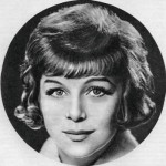 Soviet Russian actress Marianna Vertinskaya