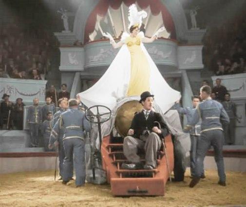 Soviet film of 1936 'Circus'
