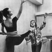 Teaching ballet, Olga Lepeshinskaya in Berlin