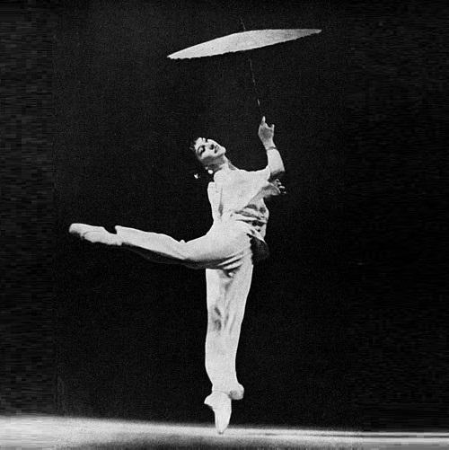 ballerina Olga Lepeshinskaya