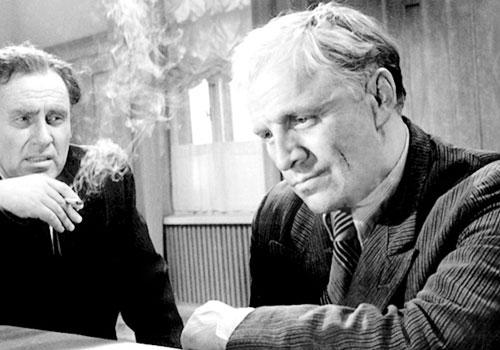 1965 Best Actor Mikhail Ulyanov, in 1964 film 'Chairman', USSR
