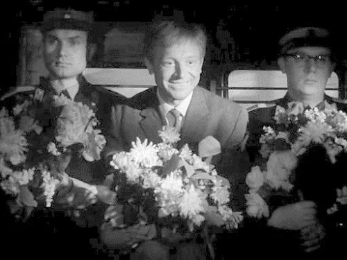 Innokenty Smoktunovsky in 1966 comedy film 'Beware of the Car'