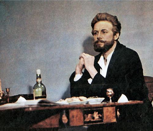 Innokenty Smoktunovsky in 'Tchaikovsky' (1969)