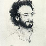 Italian artist Santachiaro. 1973