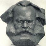 Soviet sculptor Lev Kerbel