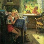 Interpreting USSR kitsch Soviet artist Arkady Petrov