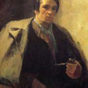 Self-portrait. 1939