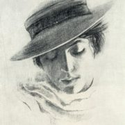 Woman's portrait. 1936