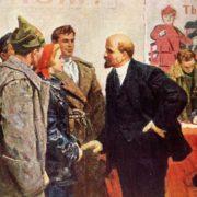 A. Shirokov. Talk with Ilyich