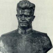 A.I. Rodimtsev. 1943