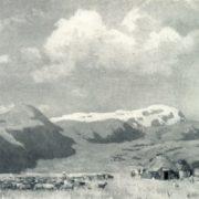 Autumn Jailoo. 1945
