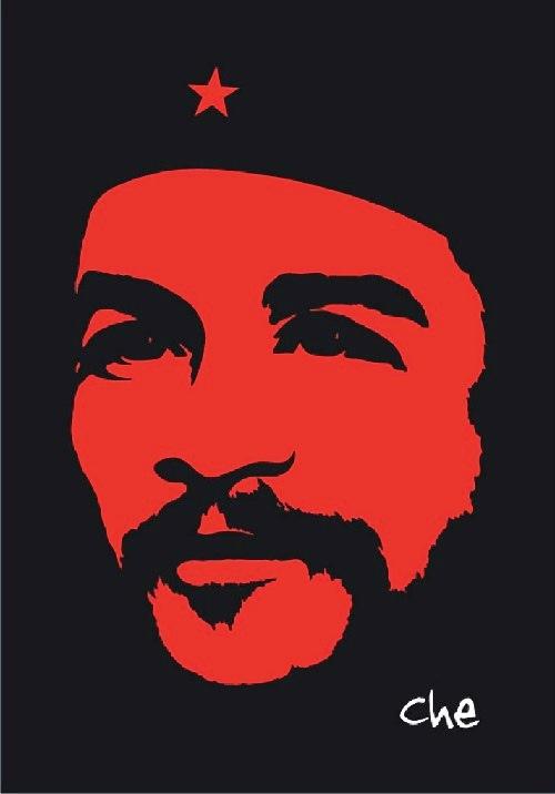 Che. Soviet poster artist Igor Aksenov