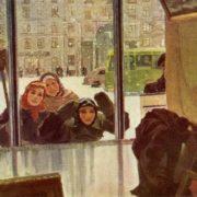 Irina Vasilievna Shevandronova (1928-1993). The exhibition will open soon