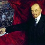 Leniniana – Soviet artists painting Lenin
