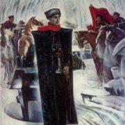 LD Shmelyov. General Dovator. 1975