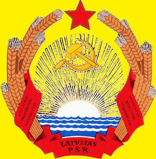 Latvian SSR