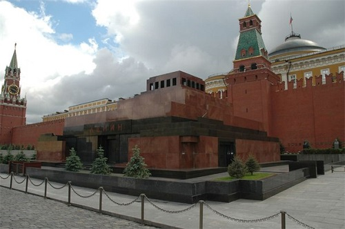 Greatest Soviet relic Mausoleum of Vladimir Lenin