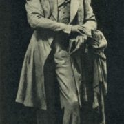 Model of statue of A.S. Pushkin for Moscow State University of Mikhail Lomonosov. 1951-1952