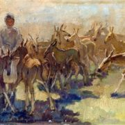 On the Elk Farm