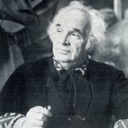 Soviet sculptor Zair Azgur (1908-1995)
