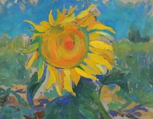 Sunflower, 1945
