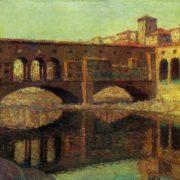 The Ponte Vecchio, 1977