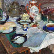 V.A. Eifert (1884-1960). Still life. 1939