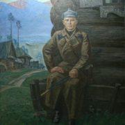 Yefim Shatov (1935-2000). My father. 1978