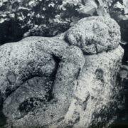 The tomb of V. E. Borisov-Musatov. 1912. Granite. Tarusa