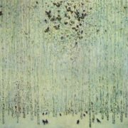 Birches and rooks. 1972