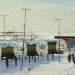 The settlement of oilmen. Yamburg 1986