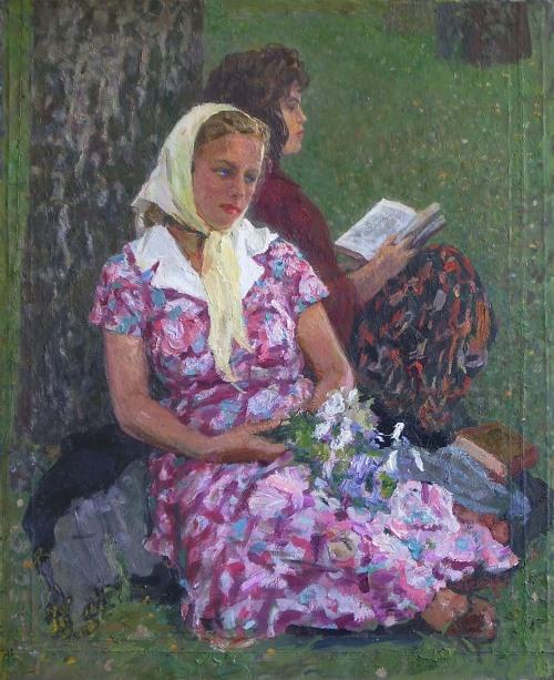 Alexey Belykh (1923). Youth. Thinking. 1961