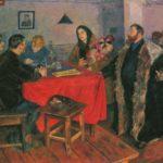 Prominent Soviet artist Boris Ioganson 1893-1973