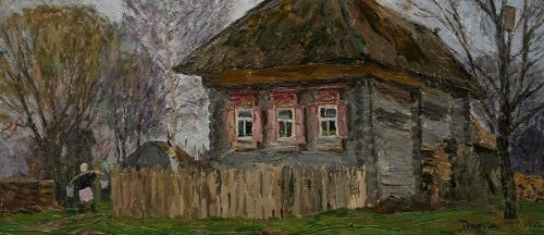 Gennady Daryin (1922 - 2012). House 1963