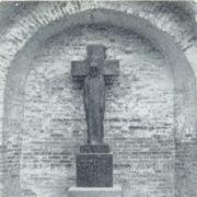 The tomb of KA Yasyuninsky. 1908. Moscow, Necropolis of the Donskoi Monastery