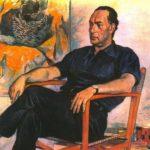 Renato Guttuso. Oil. 1961