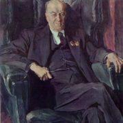 Portrait of L.M. Leonidov. 1939. Tretyakov Gallery
