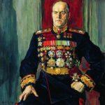 Soviet artist Pavel Korin