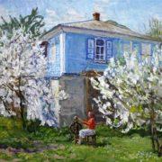 Spring in Olkhovka