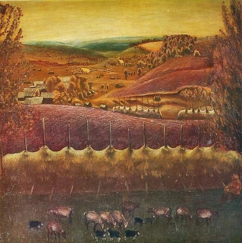 V. Harlov. Low Lolye. 1975